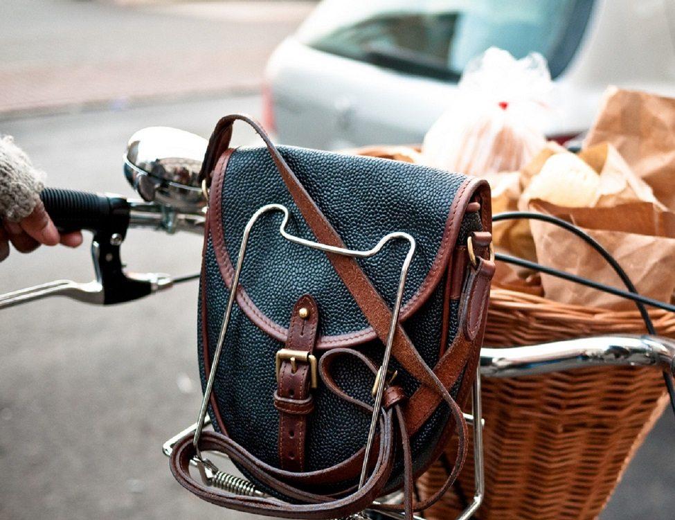 Handlebar Handbag Hugger