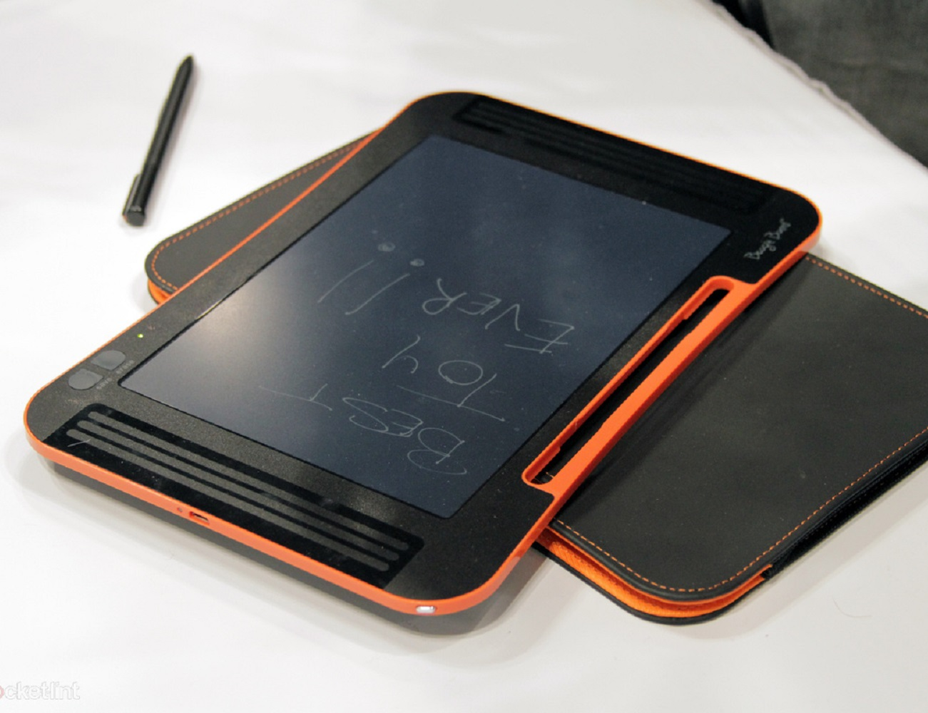 LCD eWriter