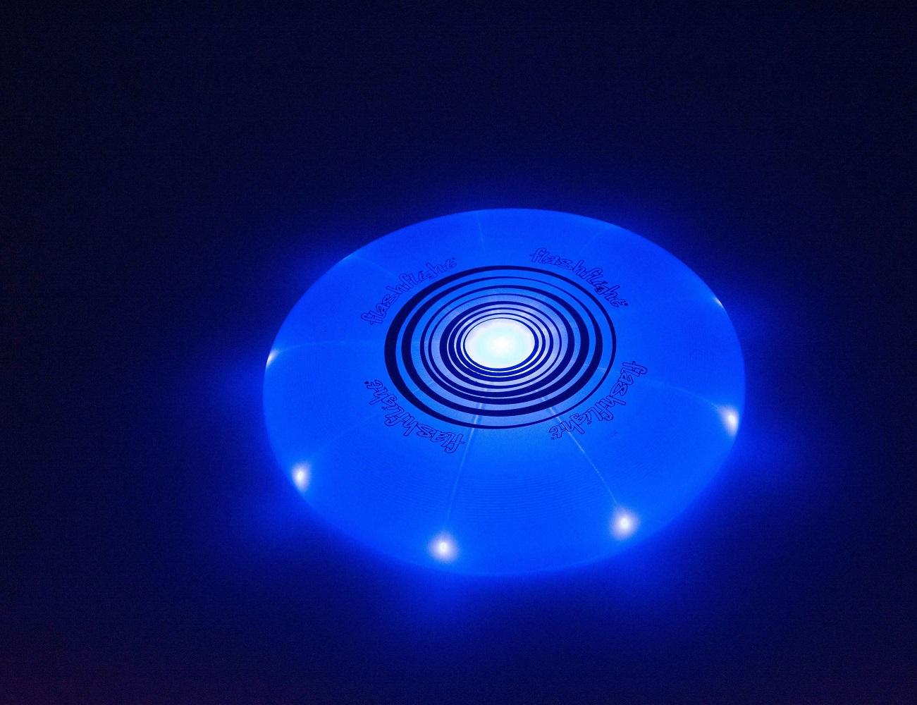 led light up flying disc  u00bb gadget flow
