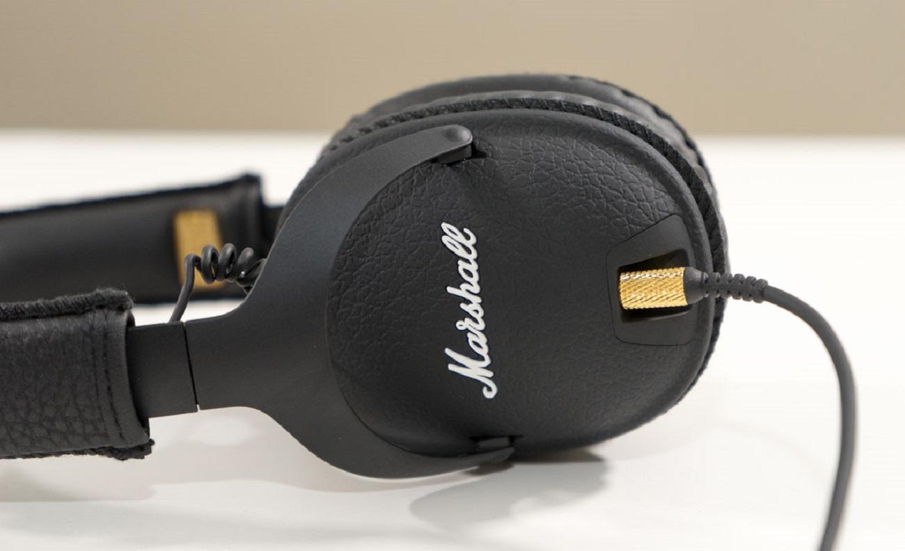 Marshall Monitor Black Headphones
