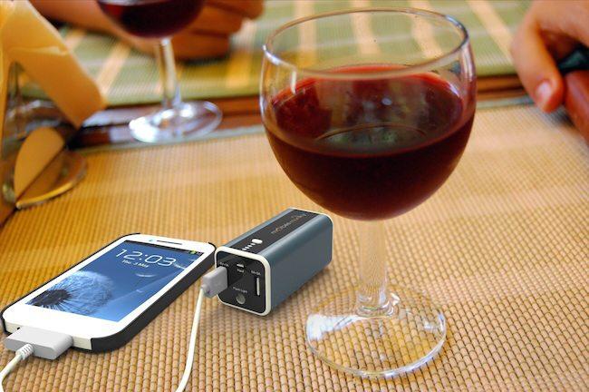 MobileMunky Portable Battery