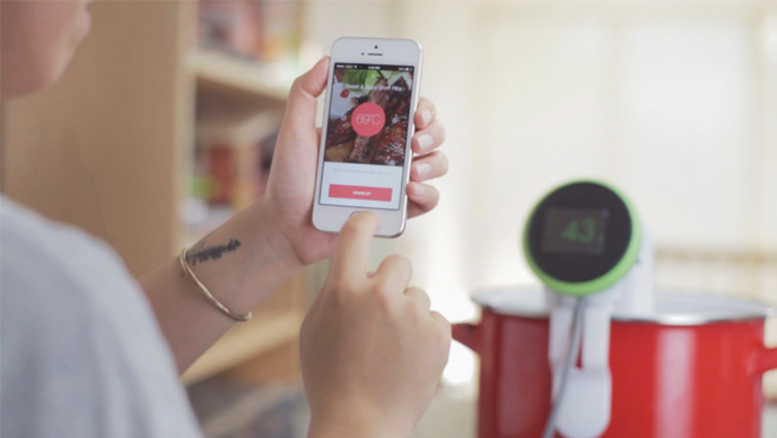 Nomiku 2.0 And The Smart Kitchen Revolution