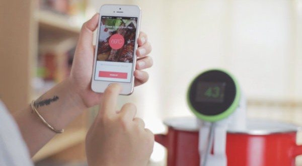 Nomiku 2.0 And The Smart Kitchen Revolution