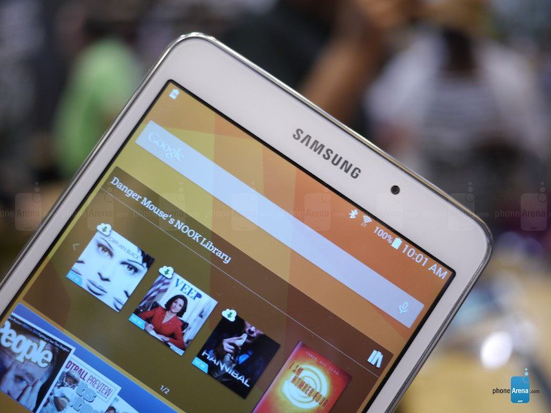 Samsung-Galaxy-Tab-4-Nook-hands-on