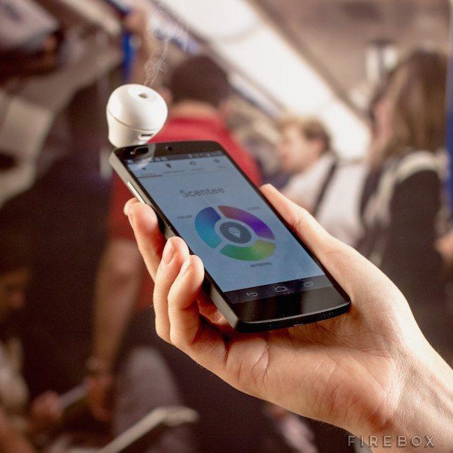 Scentee Smartphone Aroma Diffuser