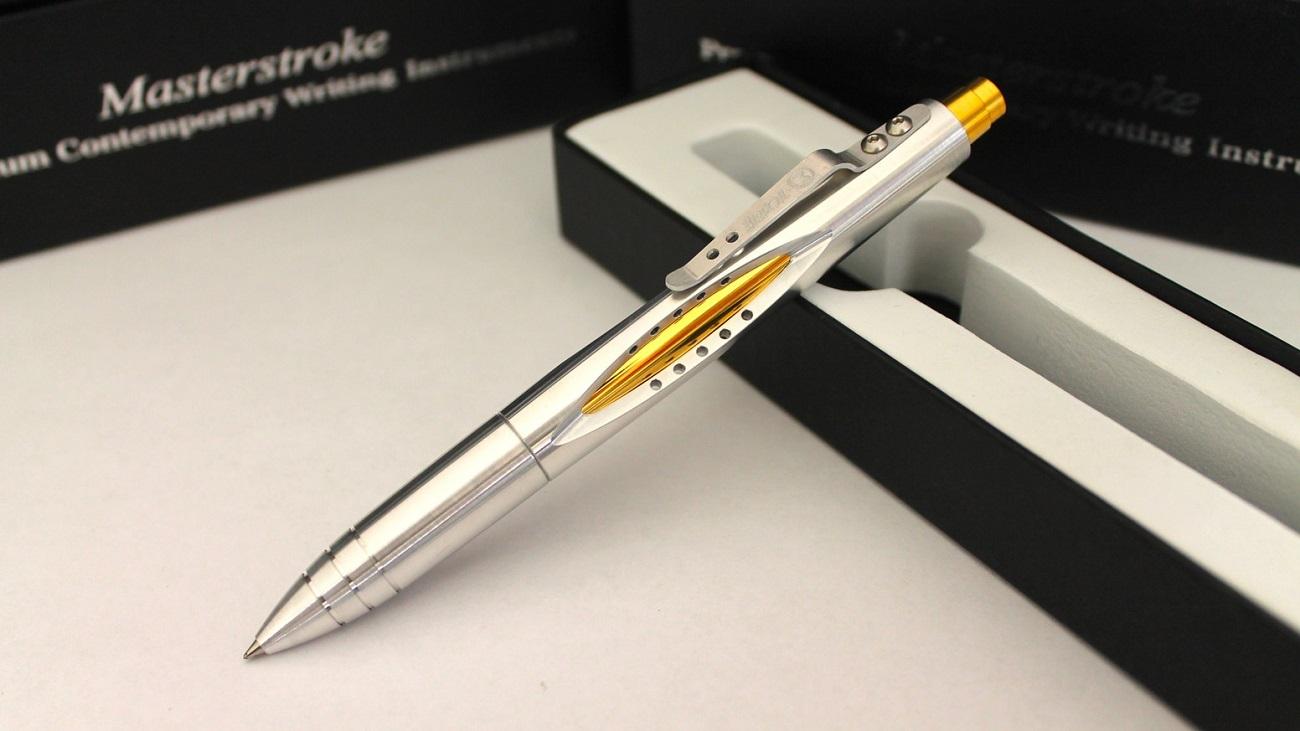 The Airfoil Click Pen