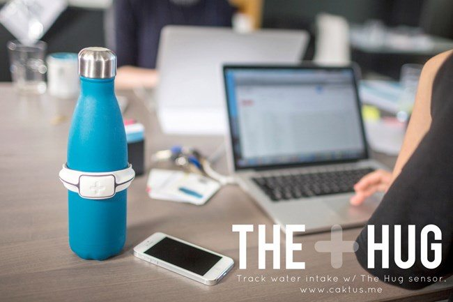 The Hug Smart Hydration Sensor