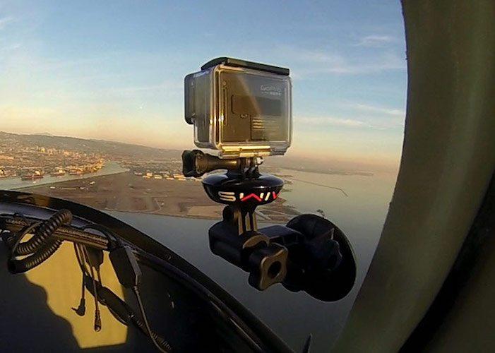 The SWIVIT PRO 360 Degree Multi-Position GoPro Mounts