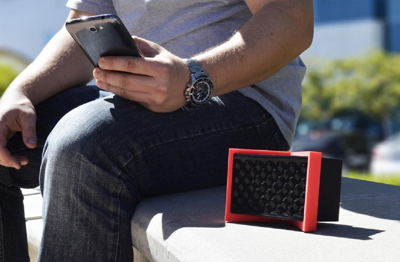 Tylt Tunz Bluetooth Speaker