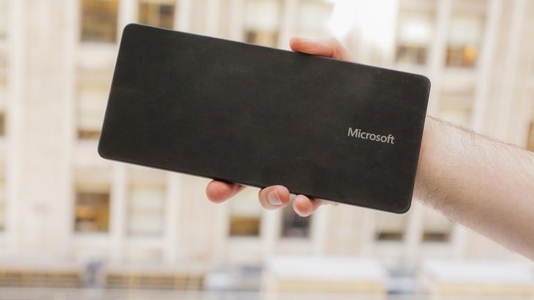 Universal Mobile Keyboard by Microsoft