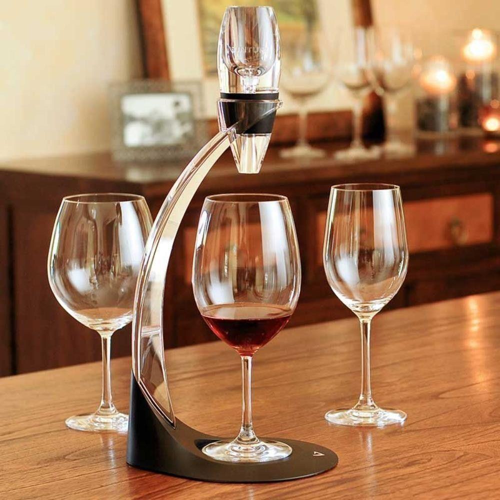Vinturi Wine Aerator Tower Gift Set