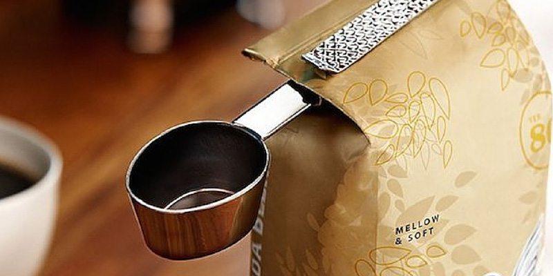 Starbucks Coffee Scoop Clip