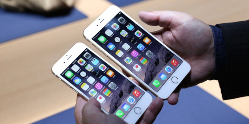 iPhone 6 and iPhone 6 plus release