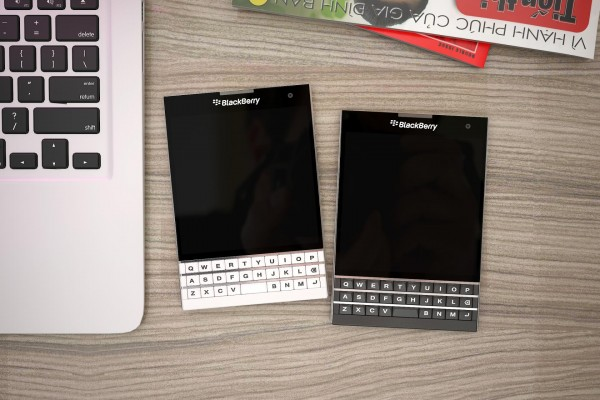 BlackBerry Passport Tries a New Shape on a Flagship Smartphone