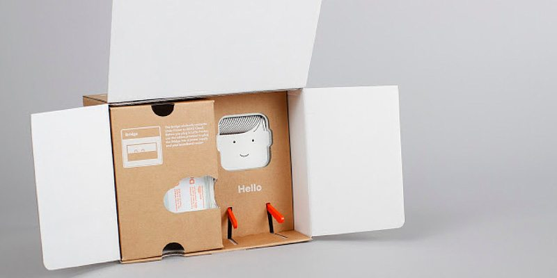 Little printer packaging