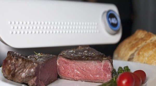 Palate Smart Grill: Cook Food To Perfection Using Your Smartphone