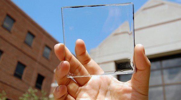 Ubiquitous Energy's Technology Turns Windows Into Solar Panels