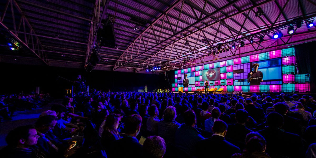 This November The Gadget Flow Goes to Web Summit: Where the Diverse Tech Community Comes Together