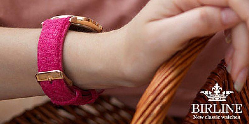 BIRLINE wristwatch on kickstarter