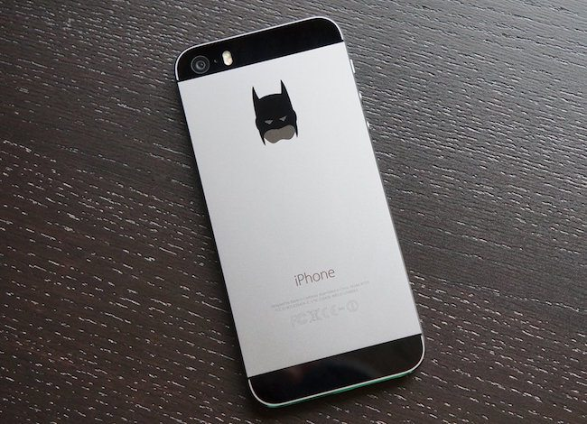 Batman iPhone Decal