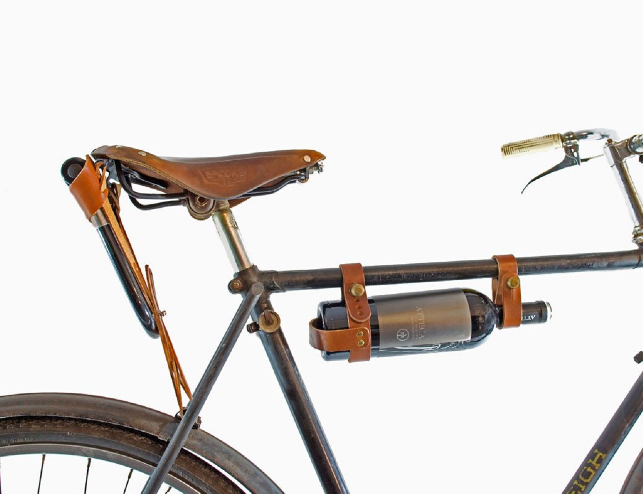 Bicycle ULock Holster Classic by oopsmark