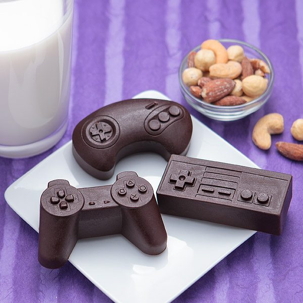 Classic Game Controller Silicone Mold loading=