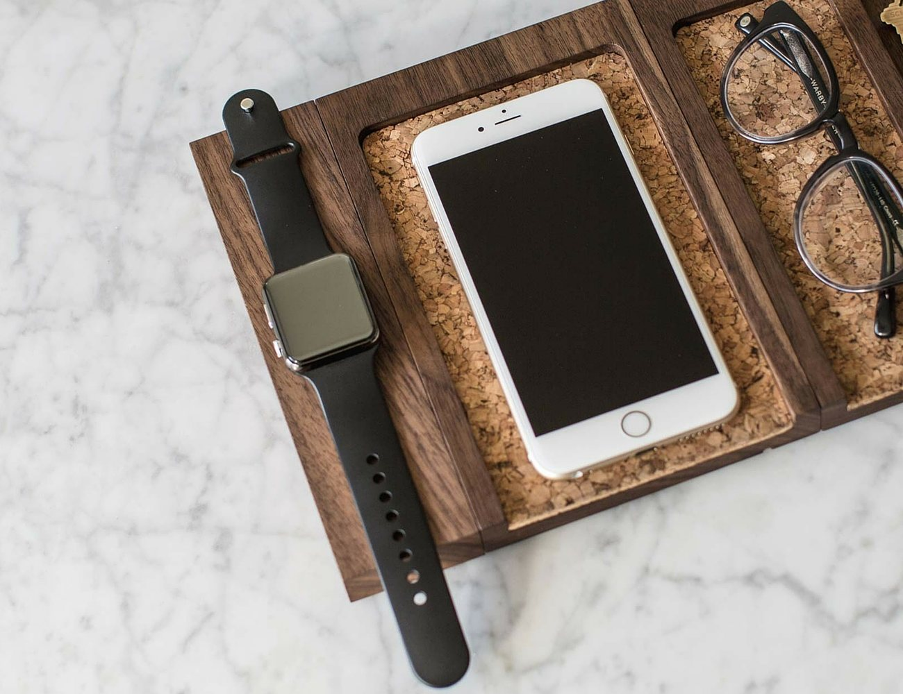 Composure Charger Dock for Apple Watch by Rest