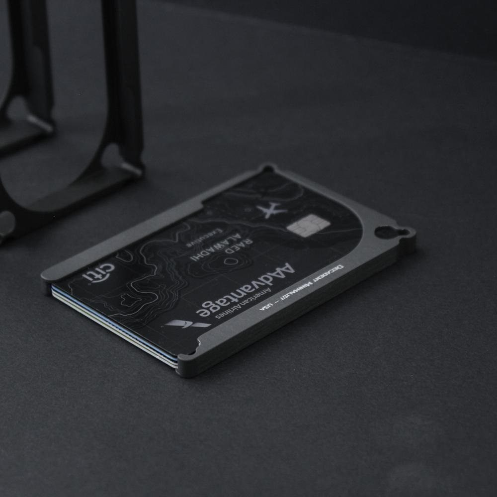 Decadent Minimalist DM1 Wallet
