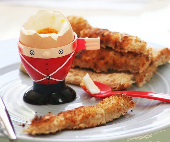 Egg Cup Soldier