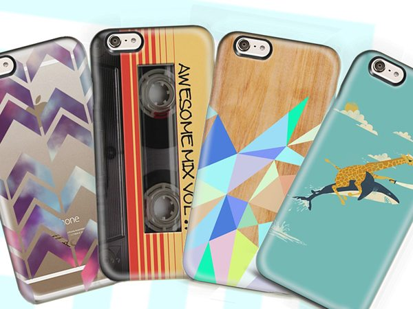 7 Beautifully Functional Cases for Your iPhone 6 and iPhone 6 Plus