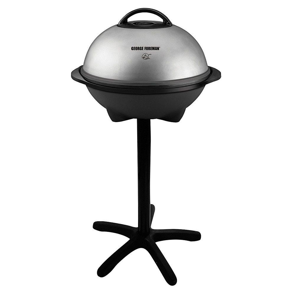 George Foreman Indoor/Outdoor Grill