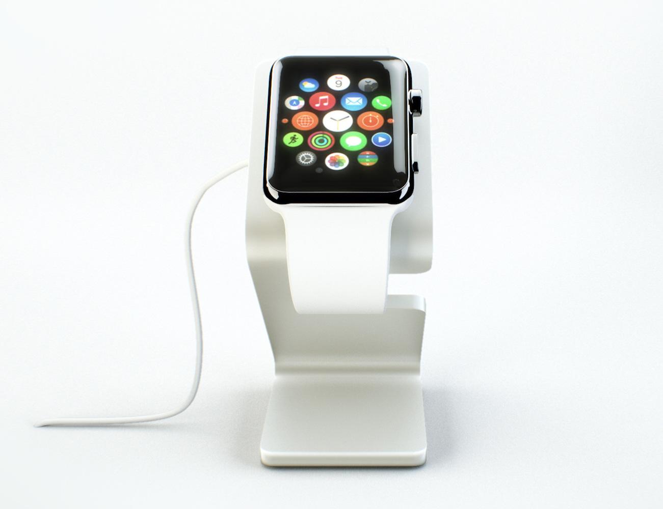 HEDock Apple Watch Dock