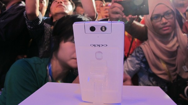 Oppo N3 Evolves From a Quirky Selfie Phone to a Powerful Premium Smartphone