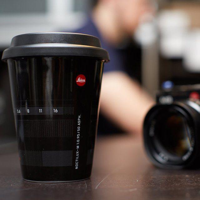 Leica Lens Mug