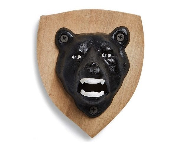 Magnetic Bear Bottle Opener