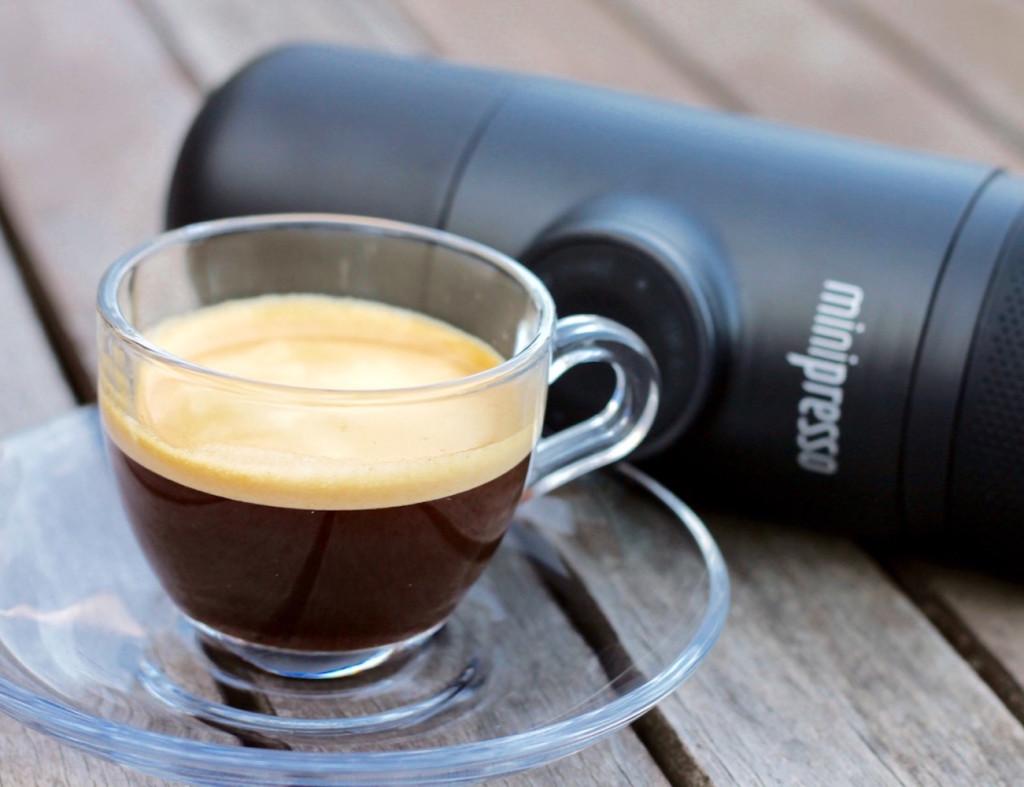 MiniPresso Handheld Espresso Maker