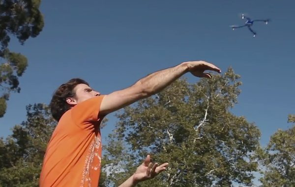 Nixie is the World's First Wearable Drone, Flies from Your Wrist