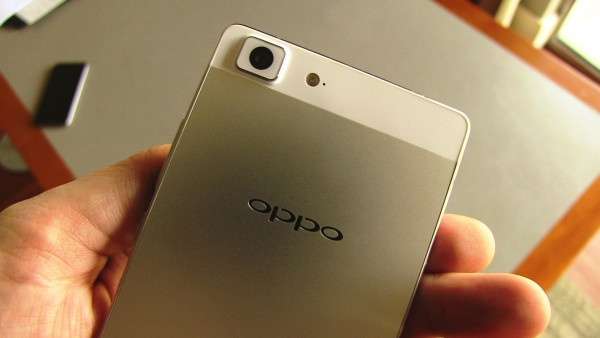 Oppo R5 is the Latest King of Slim in the Smartphone World