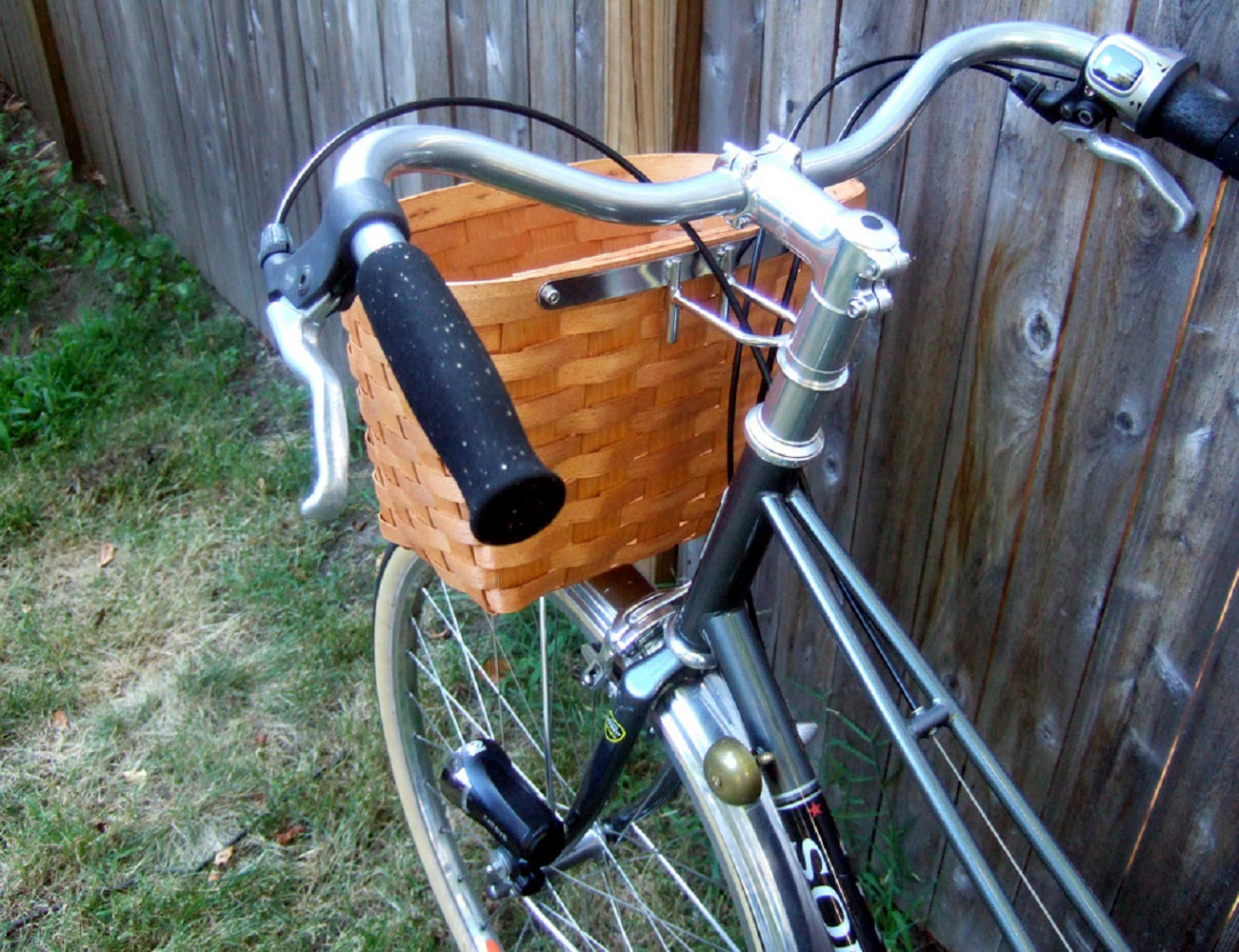 Peterboro Bicycle Basket