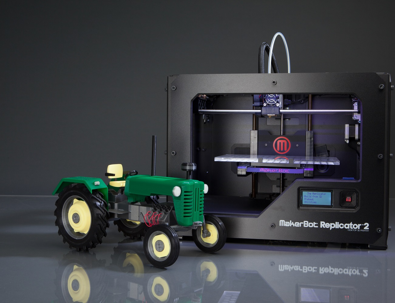 Replicator 2 Desktop 3D Printer by MakerBot