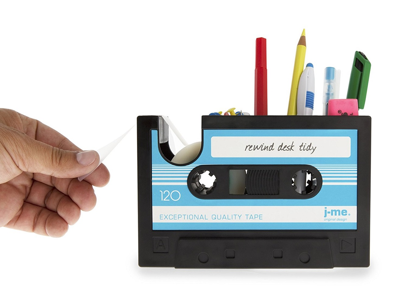 Rewind Desk Tidy by j-me