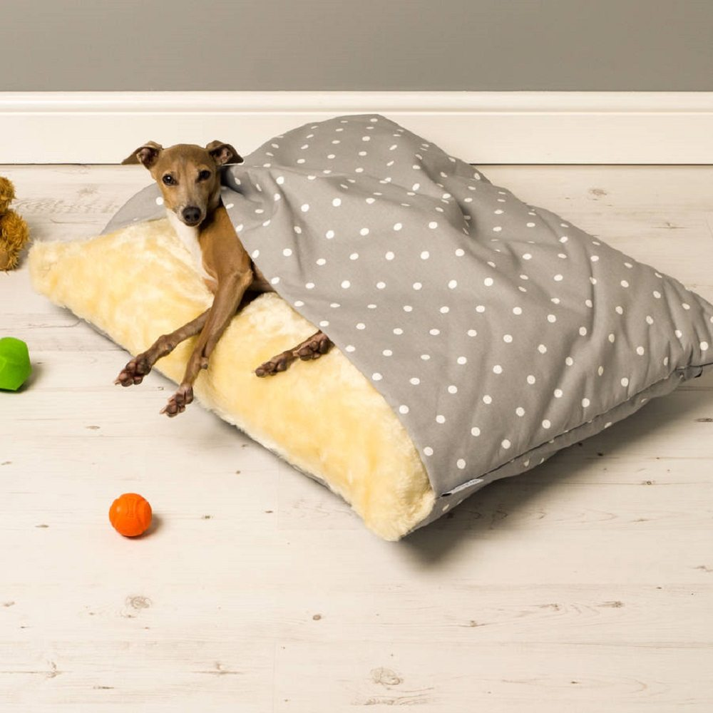 Snuggle Pet Bed by Charley Chau