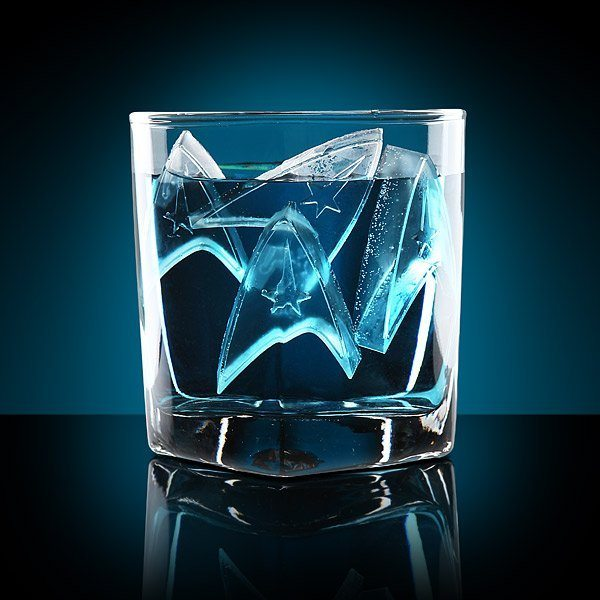 Star Trek Starfleet Ice Tray