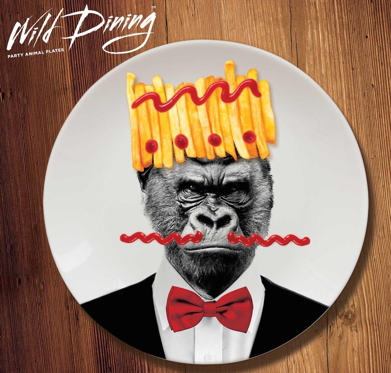 Wild+Dining+Plates