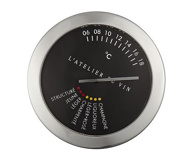 Wine Thermometer by L' Atelier du Vin