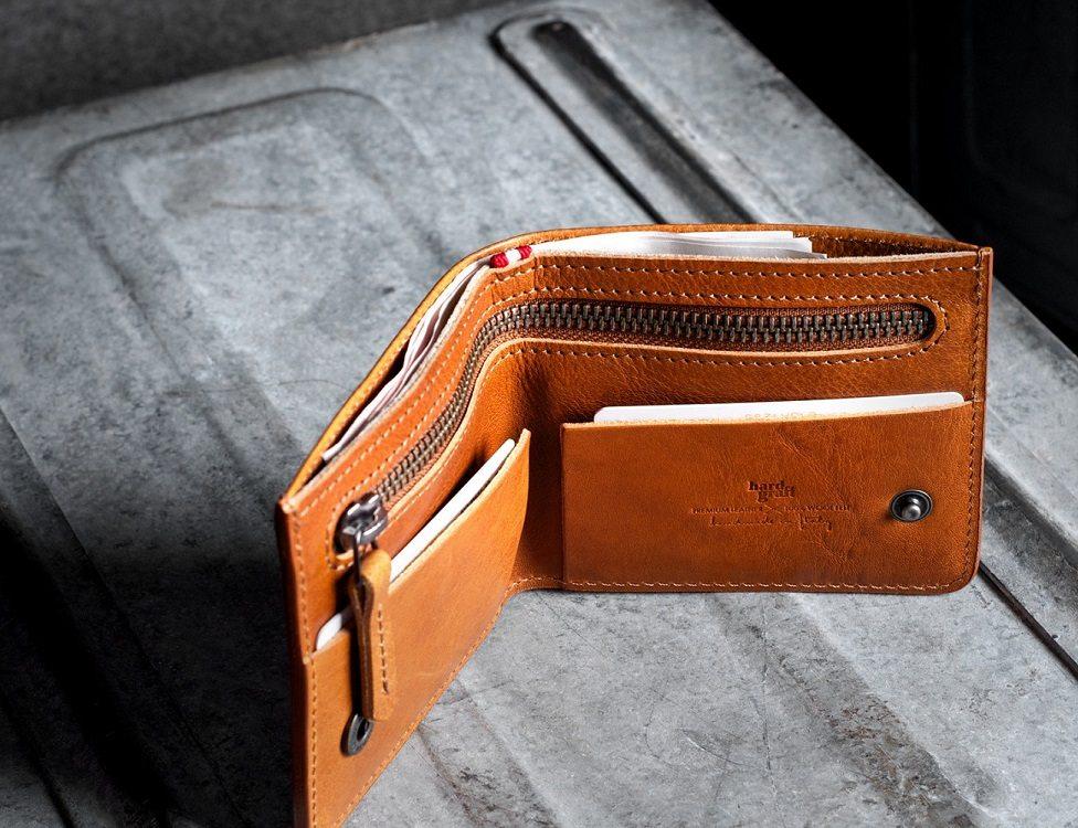 Zip Wallet By Hard Graft