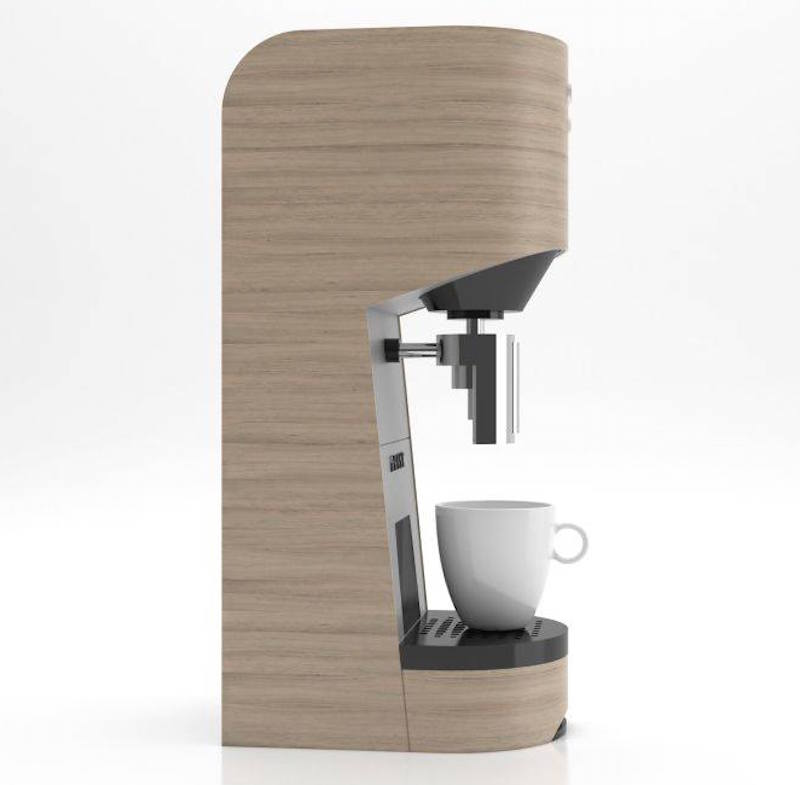 The Arist aims to be your coffee making barista at home.