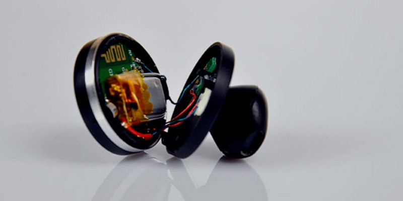 Earity earbuds on Indiegogo