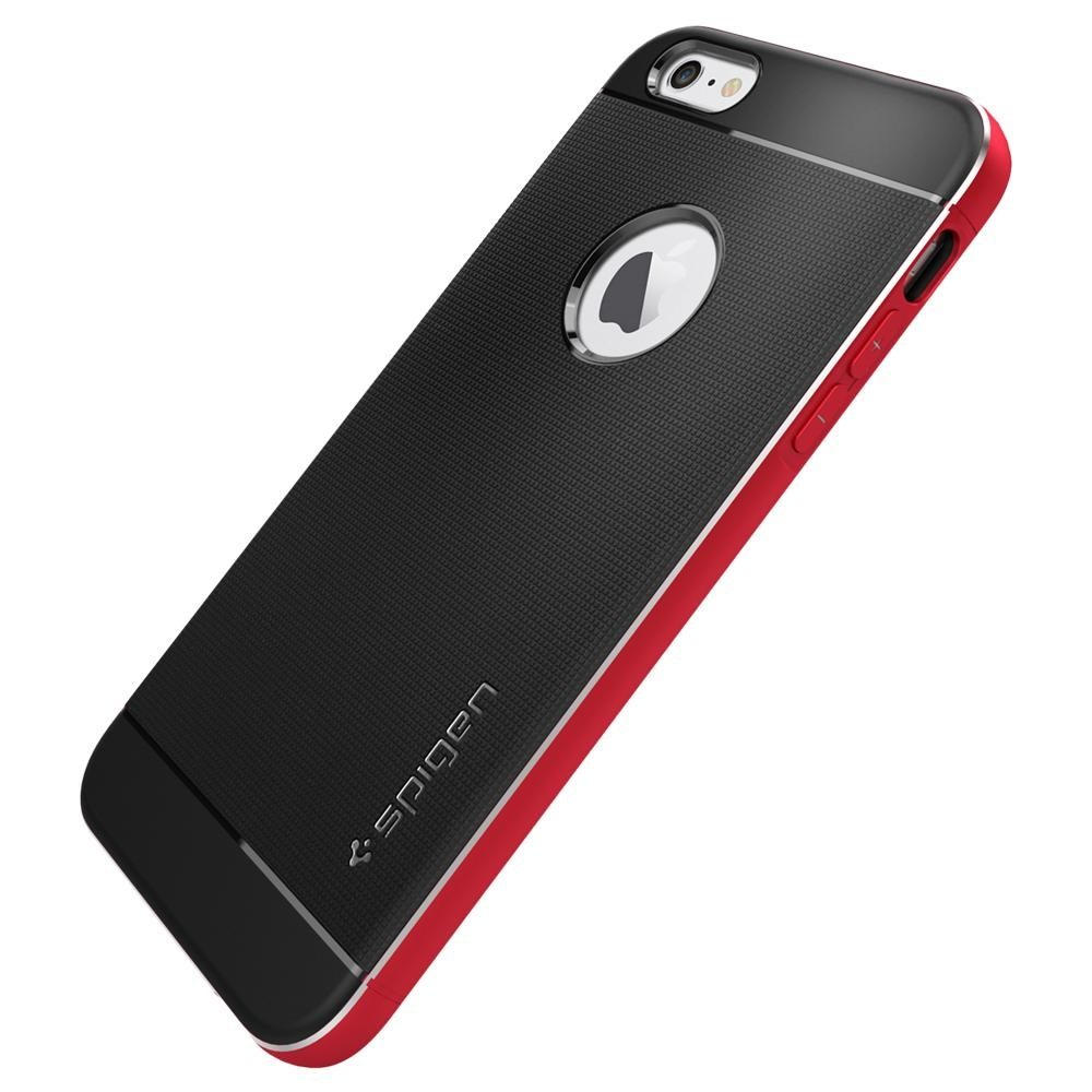 iPhone 6 Plus Case With Metallized Buttons By Spigen