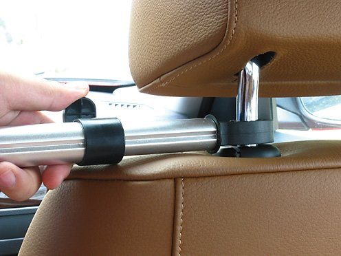 iVAPO iPad Headrest Mount Car Seat